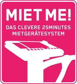 Miet me! by 25MINUTES